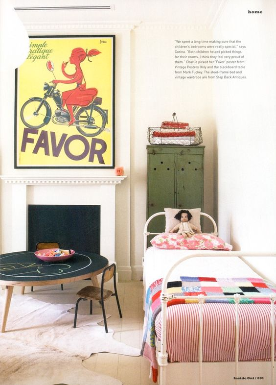 via  Inside Out Magazine  | THE PLACE HOME