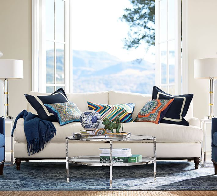 Pottery Barn Carlisle Sofa Review The Place Home