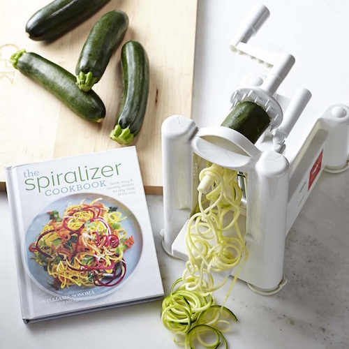 kitchen tools: the spiralizer july 7, 2016