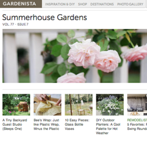 resource review: remodelista and gardenista | 6.19.2013