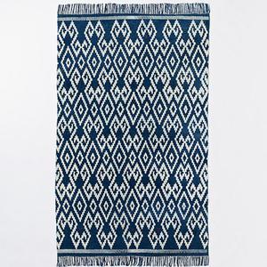 indigo flatweave rugs | 9.24.2013