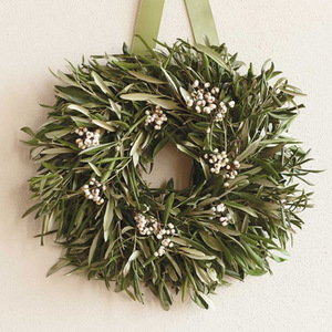 holiday wreath | 12.9.2013