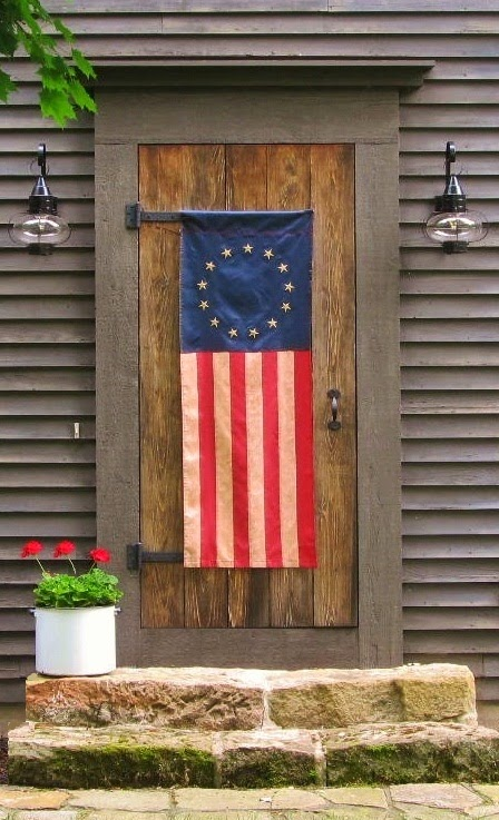 patriotic porches | 7.2.2015