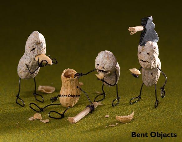 ảnh sáng tạo,hình ảnh sáng tạo,Bent Objects,Terry Border