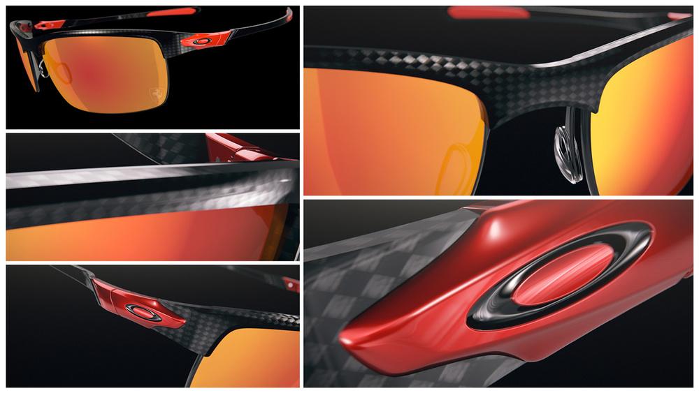 Oakley Ferrari
