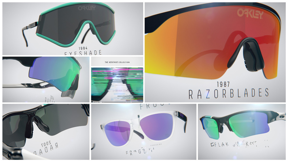 Oakley Heritage Collection