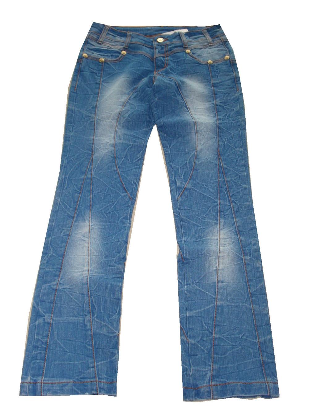 Cyan Jeans