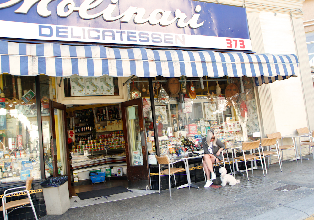 Molinari Delicatessen : San Francisco