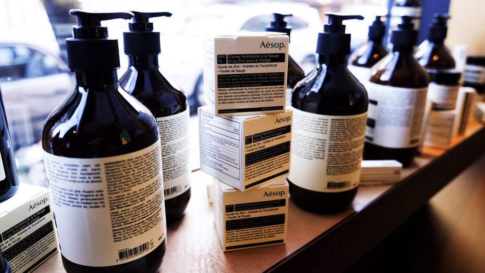 Aesop Skin Care Beauty