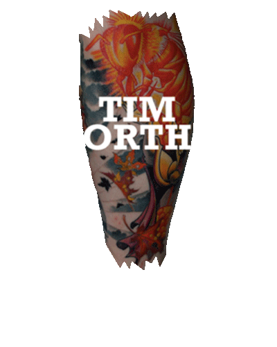 Tim Orth, an amazing artist.