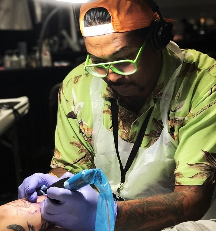 deposits and scheduling tattoos by jorell