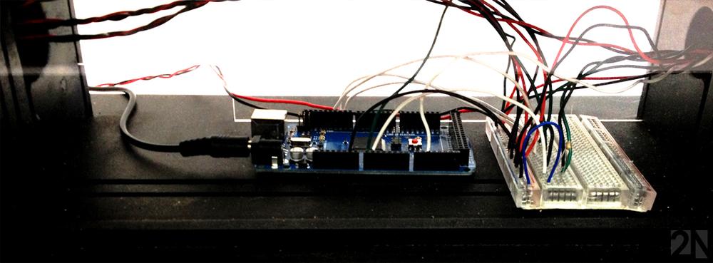 Arduino Board - Servos