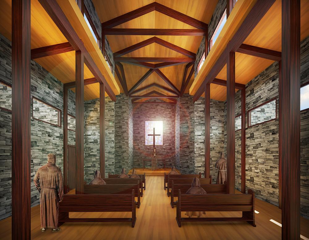 Interior Rendering B