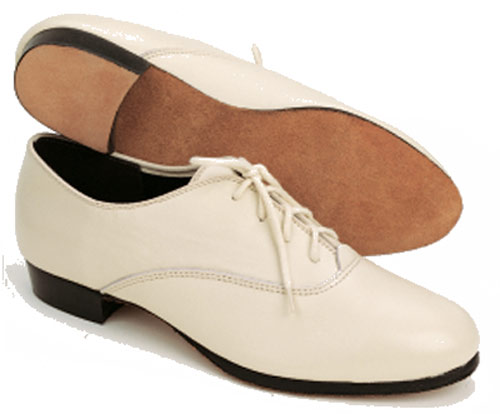 Thin-soled men's dancing shoes have long been a quick marker for someone begging for a beating.