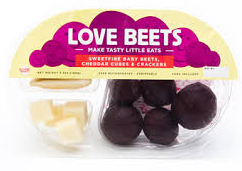 Love Beets? Love beatings. Do yourself a favor and pack a sandwich instead. And make it something brave and meaty.