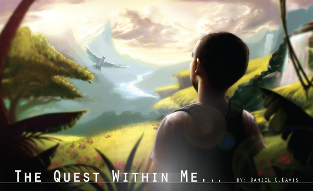 The Quest Within Me Art