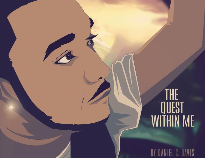 Daniel Quest Within Me Teaser Art