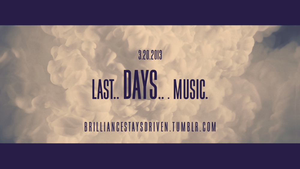 Last Days Music