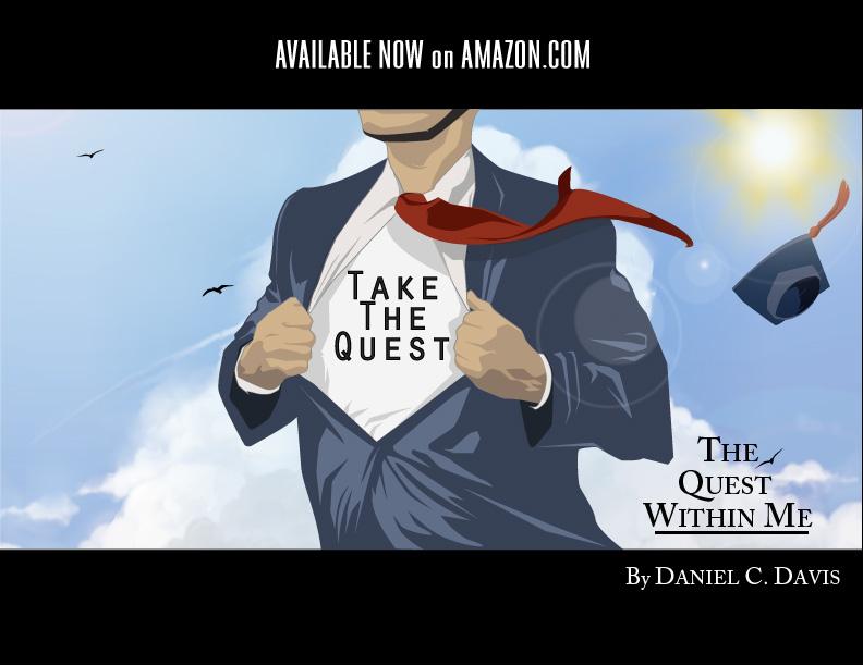 Take The Quest... Promo art