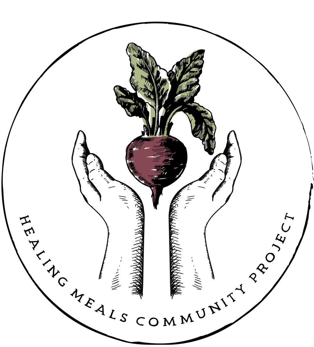 Healing Meals Community Project Logo Mockup