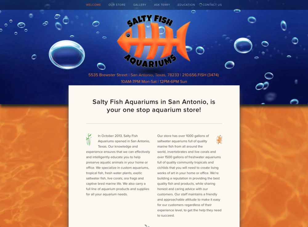 Salty Fish Aquariums