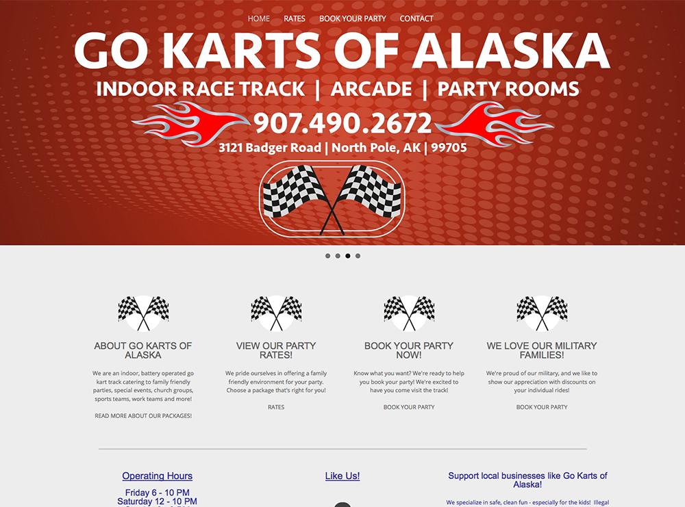 Go Karts Of Alaska