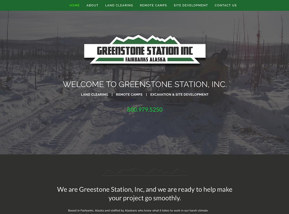Greenstone Station