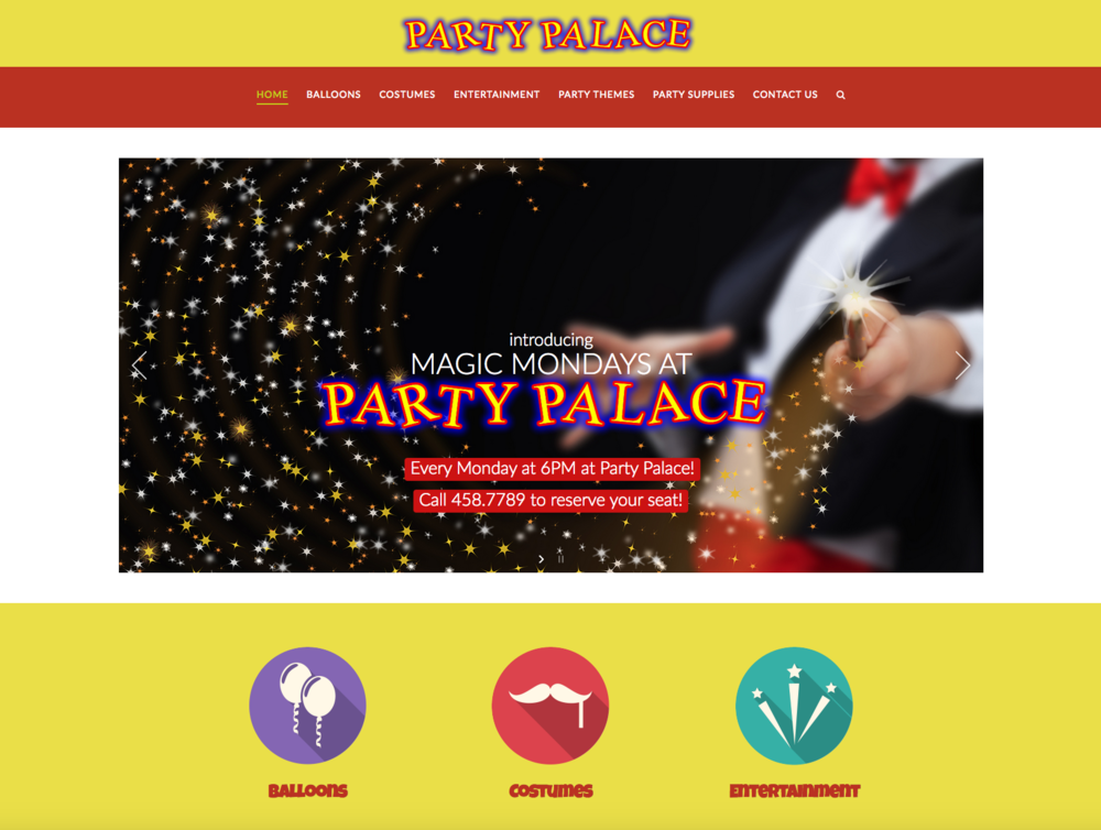 Party Palace