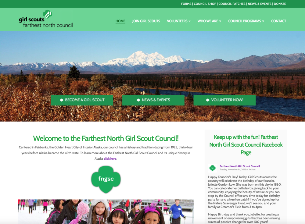 Farthest North Girl Scout Council