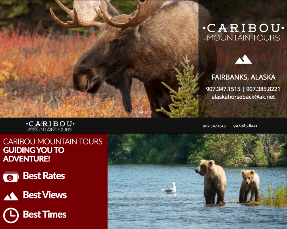 Caribou Mountain Tours