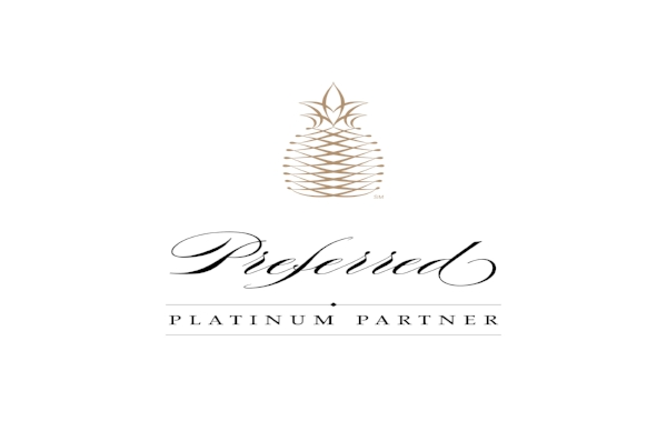 being a preferred platinum partner, clients will receive complimentary breakfast, welcome amenities, $75 hotel credit, complimentary internet, priority upgrades, priority check-in and check-out..
