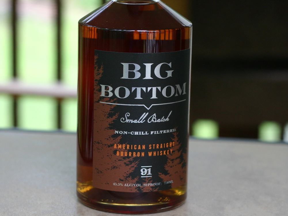 Big Bottom Bourbon