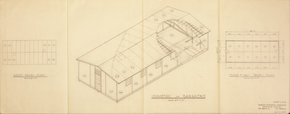 Ernest Kump Collection (2005-19), Environmental Design Archives, University of California, Berkeley
