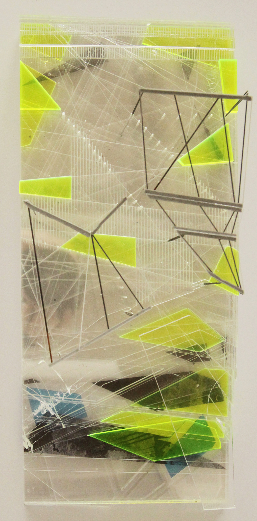 Kirsten Larson and Cindy Hartono Architecture 201 Dense Ecologies Fall 2013