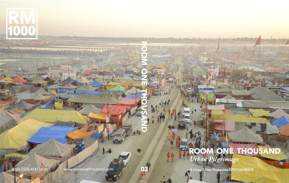 RM 1003 Urban Pilgrimage, Cover