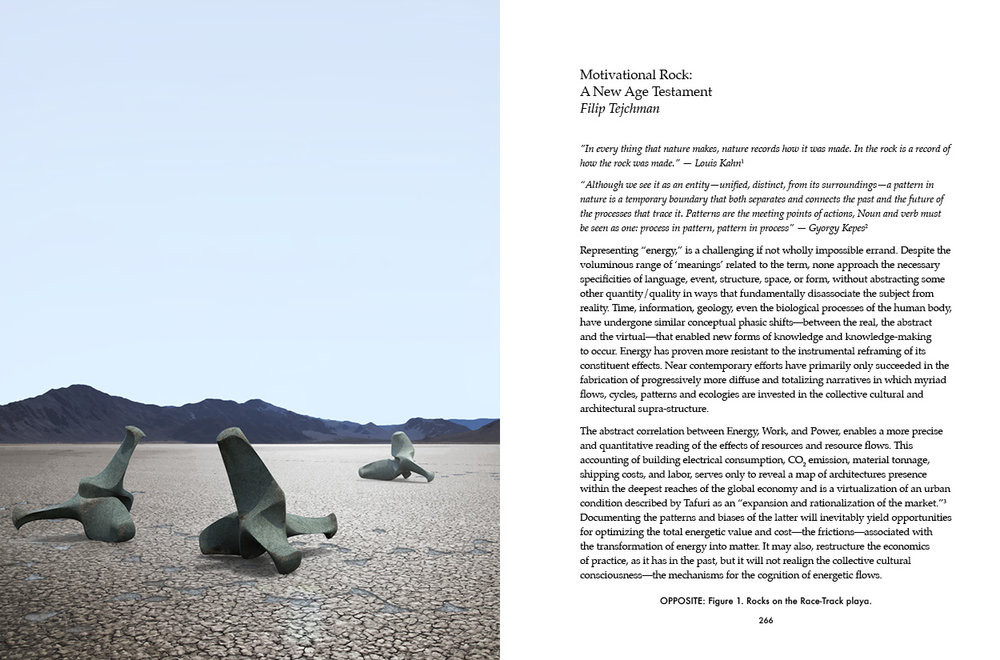 """Motivation Rock: A New Age Testament"" by  Filip Tejchman ."