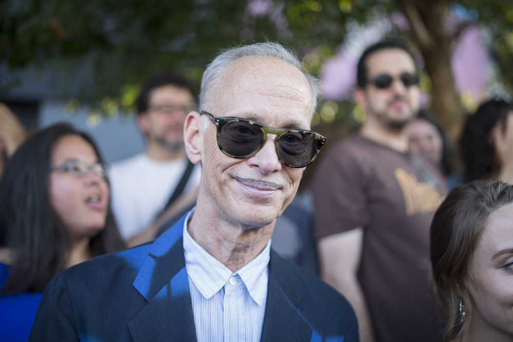 The one and only... Mr. John Waters.