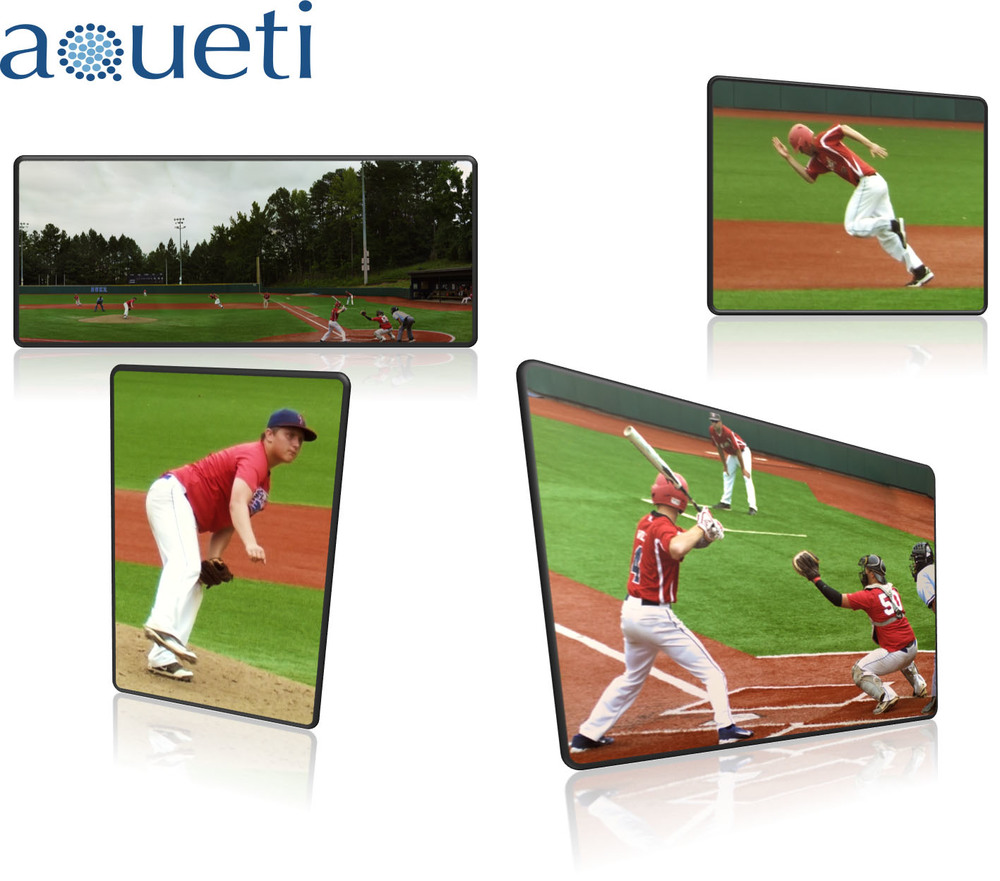 Aqueti reality engines put the visual world in the palm of your hand.