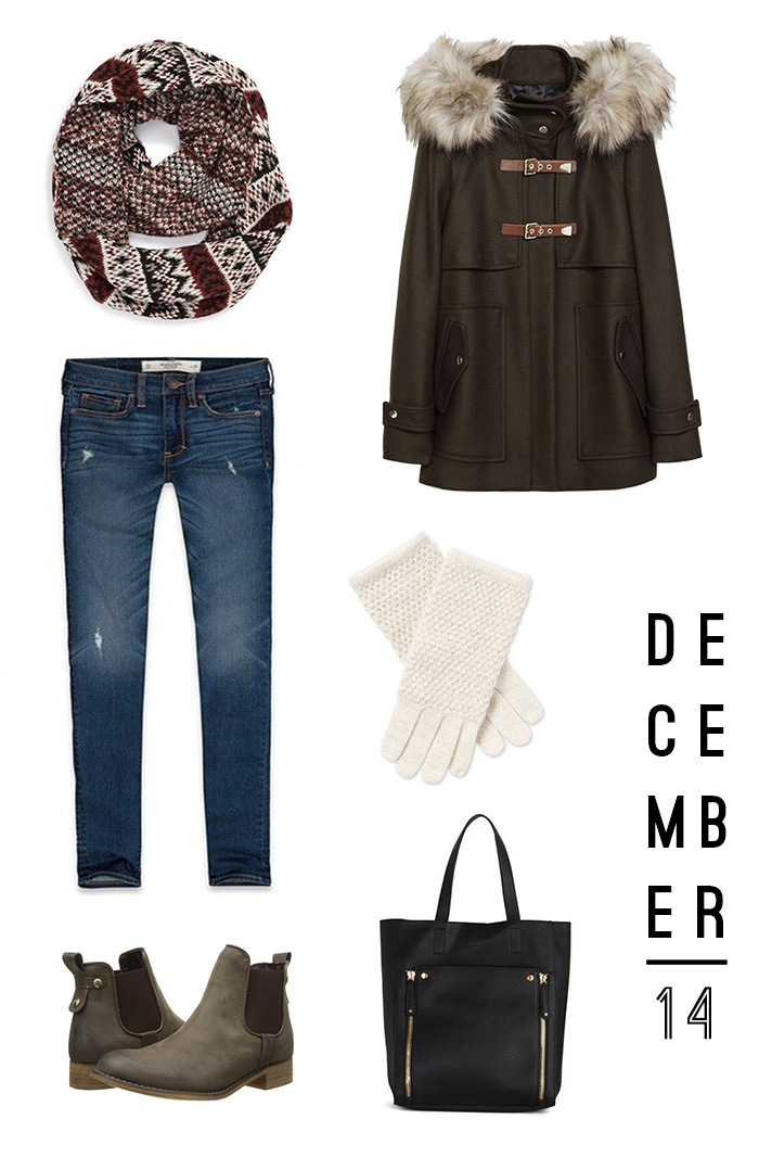 December Style File // Evermore Paper Co.