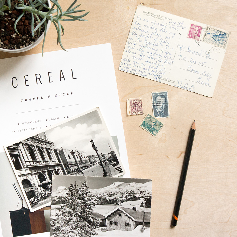 Travel ephemera | Evermore Paper Co.