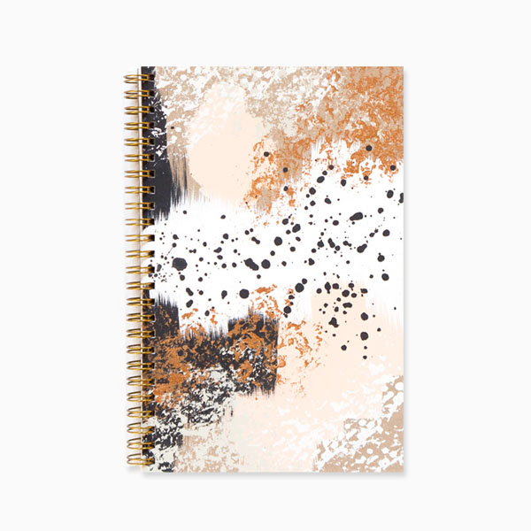 Abstract planner via Evermore Paper Co.