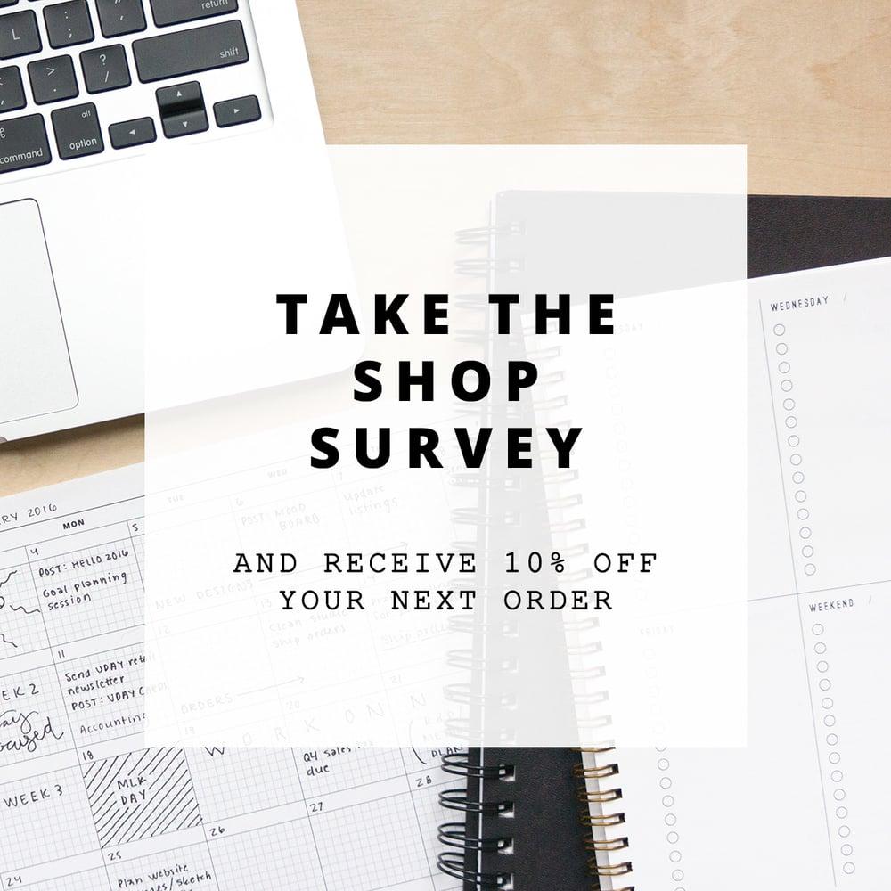 2016 Evermore Paper Co. Survey
