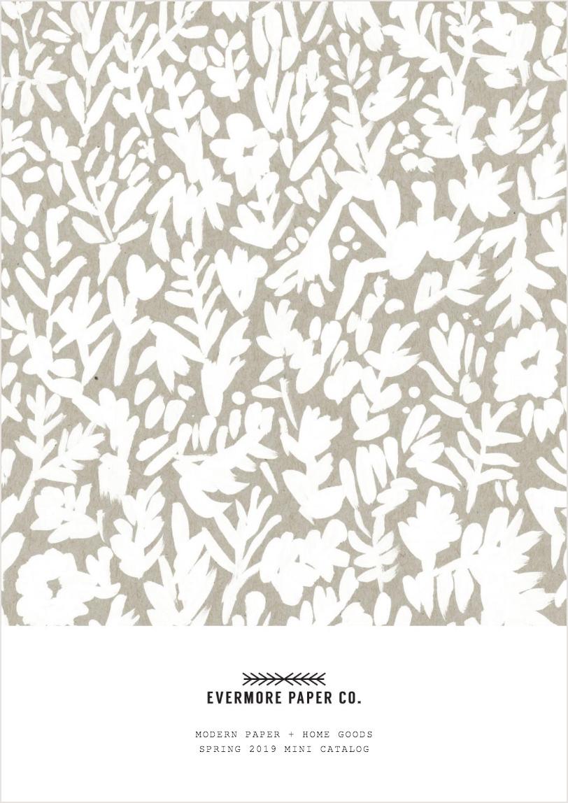 Spring 2019 Mini Catalog | Evermore Paper Co.