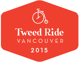 Vancouver Tweed Ride 2015
