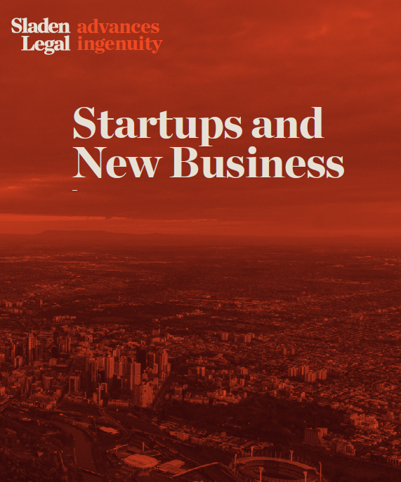 Download our startups and new business brochure