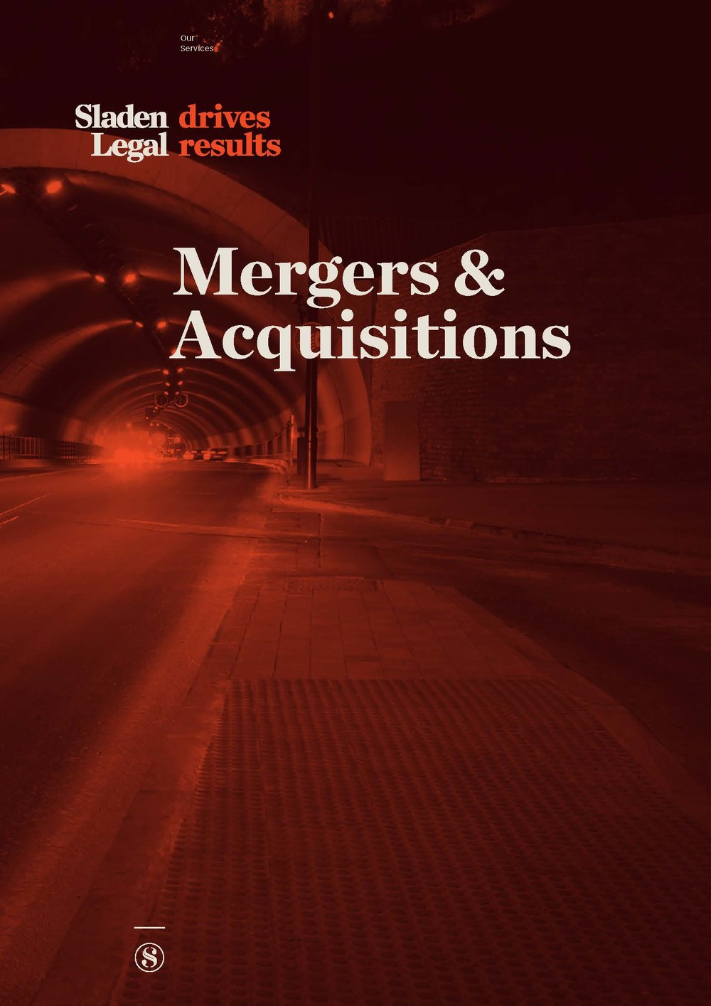 For more information download our Mergers & Acquisitions Brochure -