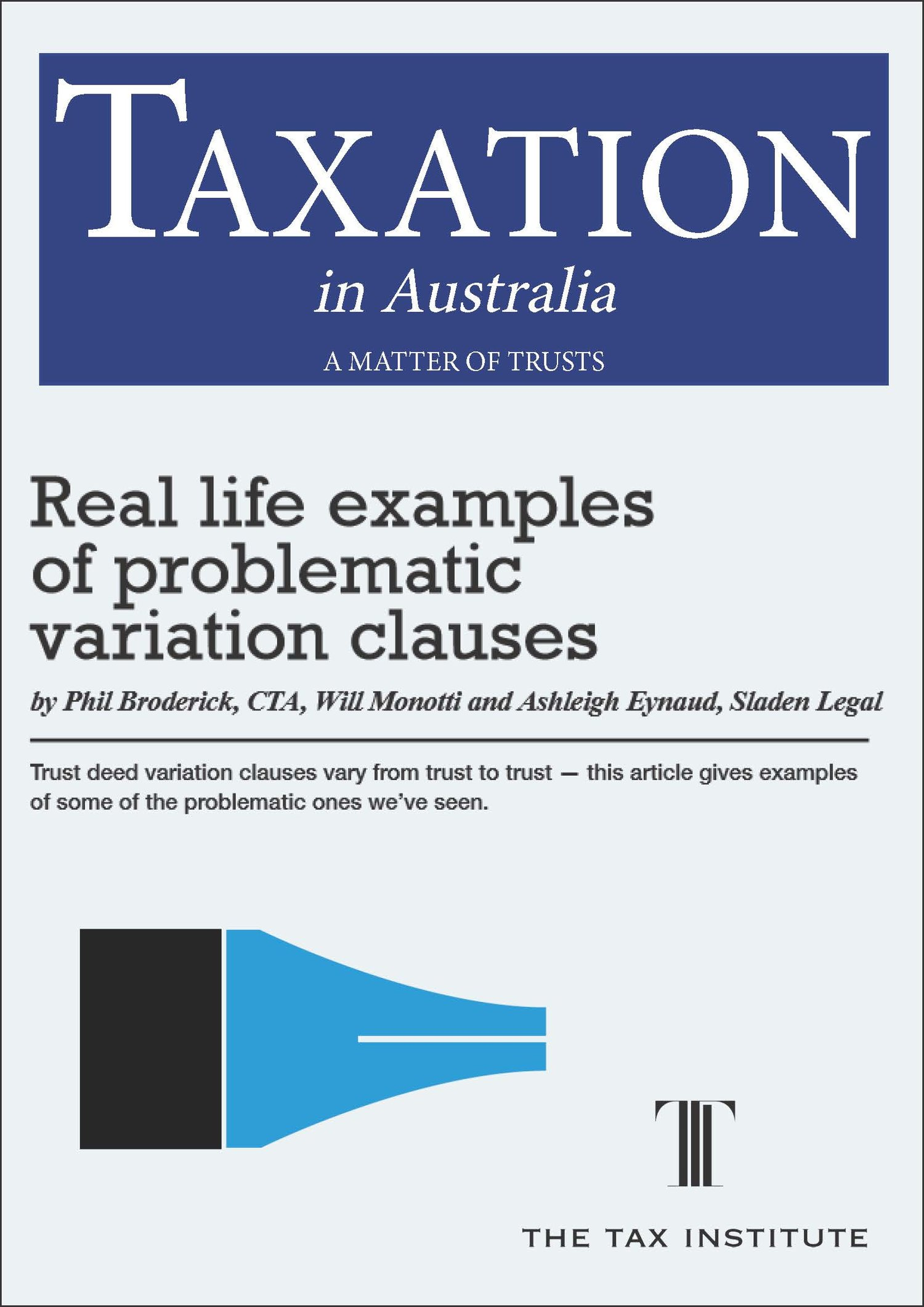 real life examples of problematic variation clauses sladen legal