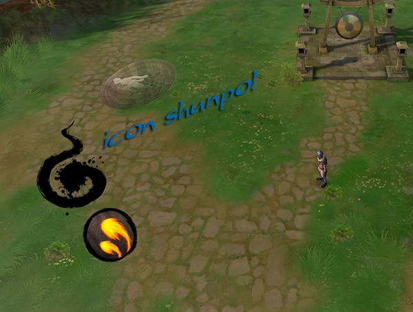 Icon Shunpo!