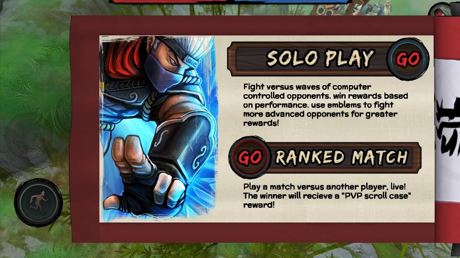 Jurojin Solo or Ranked Match
