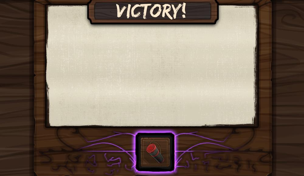 Jurojin Victory Screen